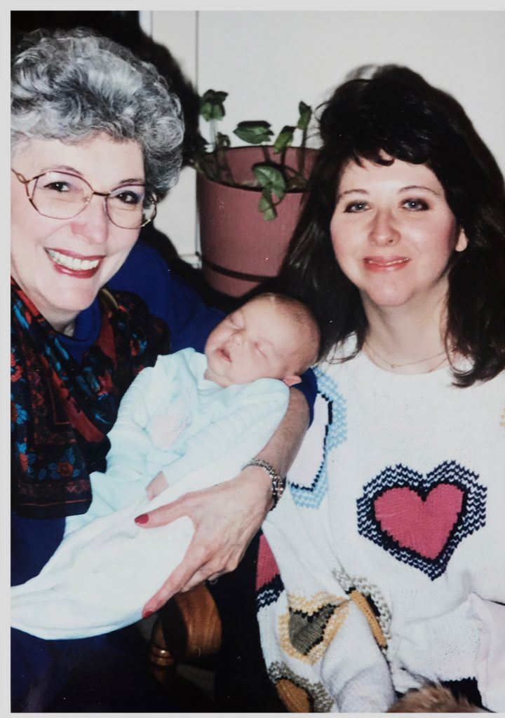 My first Mother's Day without my mom