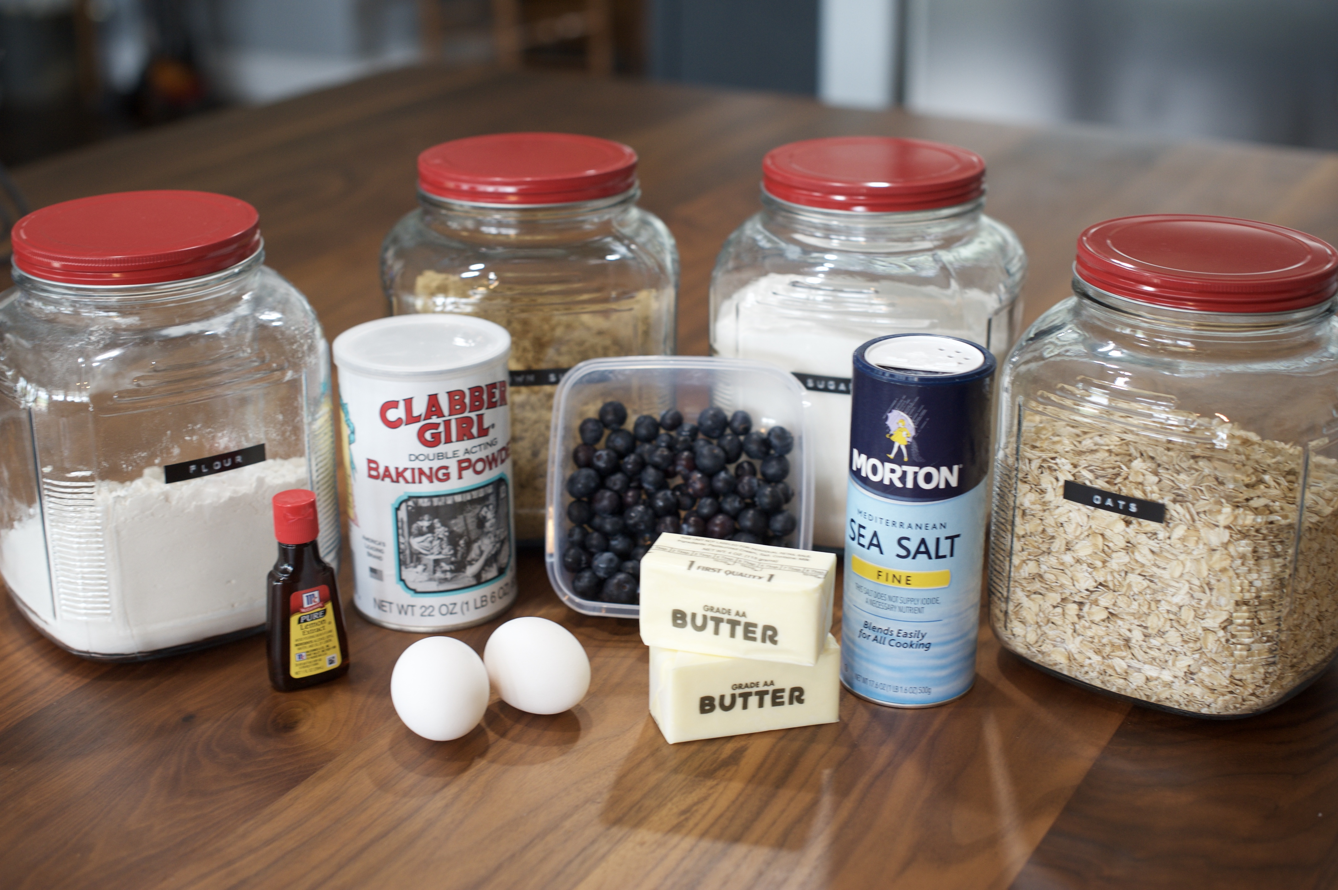 Amazing Blueberry Oatmeal Cookie recipe